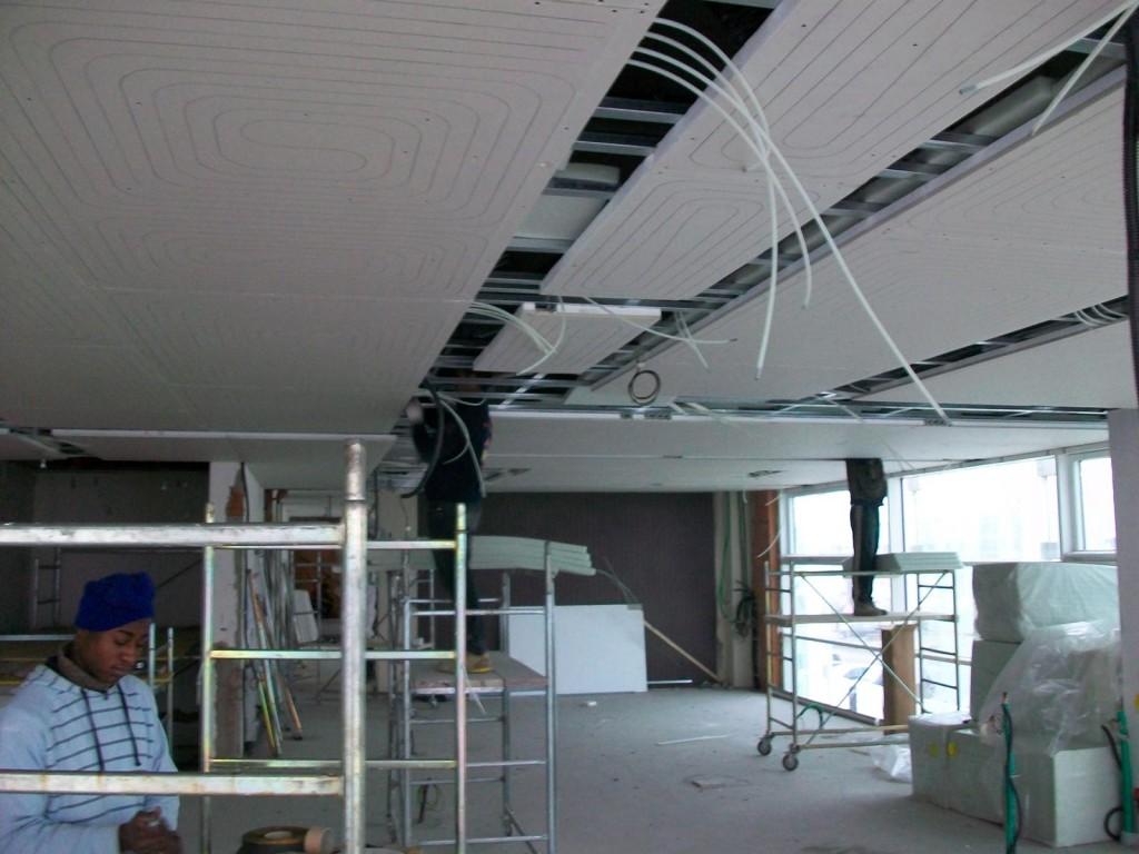 Tende soffitto cartongesso ~ idee di design nella vostra casa